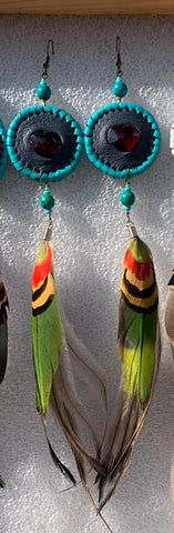 Feather Earrings 18