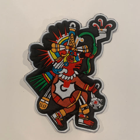 Patch - Quetzalcoatl  8 inches