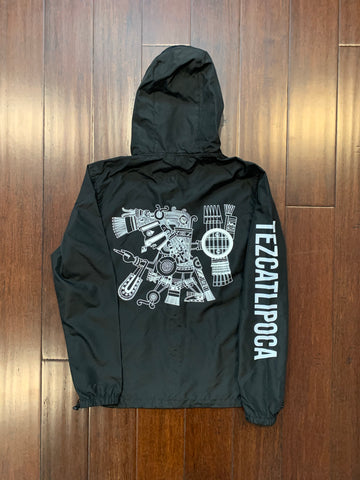 Windbreaker - Tezcatlipoca black