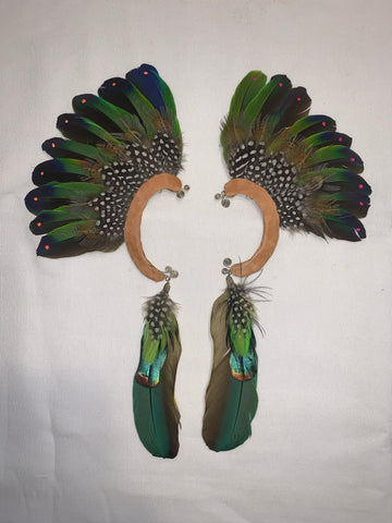 Feather Earrings 19