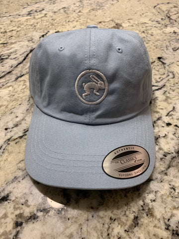 Dad Hats - Tochtli logo light blue