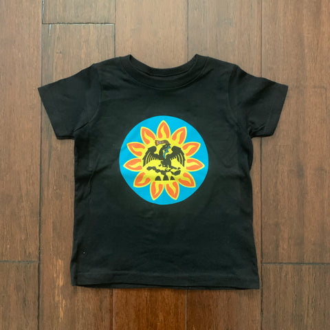 Kids t-shirt | Mexica Flag