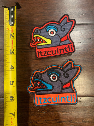 Patch - Izcuintli 3 inches