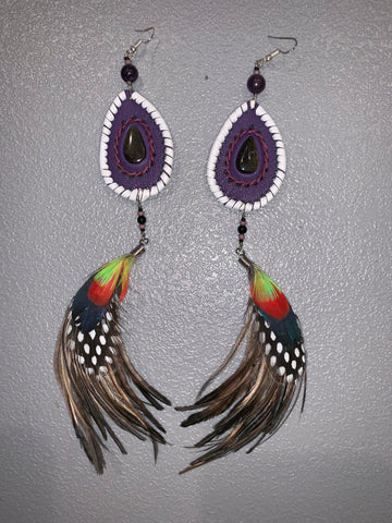 Feather Earrings 33