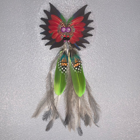 Feather wing Earrings 104