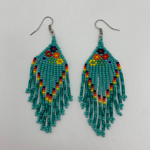 Beaded Earrings 4