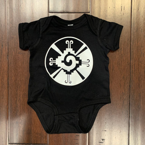 Baby Onesie | Hunab Ku | four direction