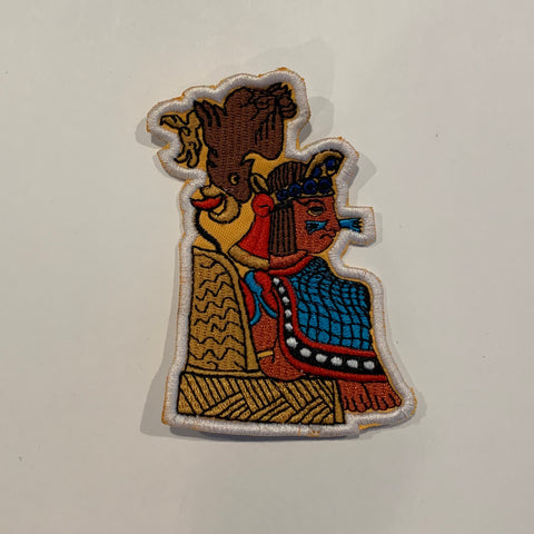Patch - Cuauh Temoc 3 inches