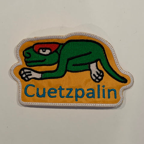 Patch - Cuetzpalin 3 inches