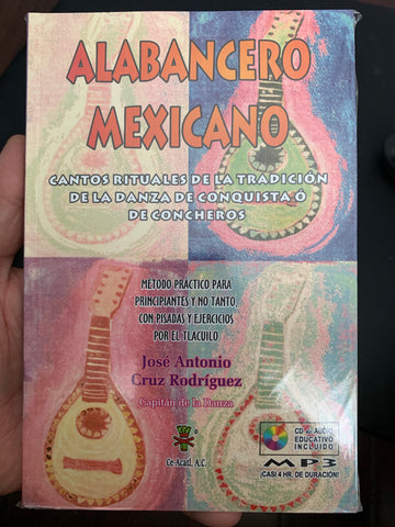 Book and CD - Alabancero Mexicano