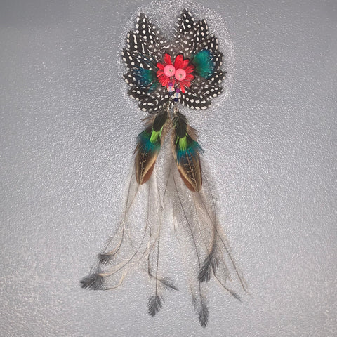 Feather wing Earrings 109