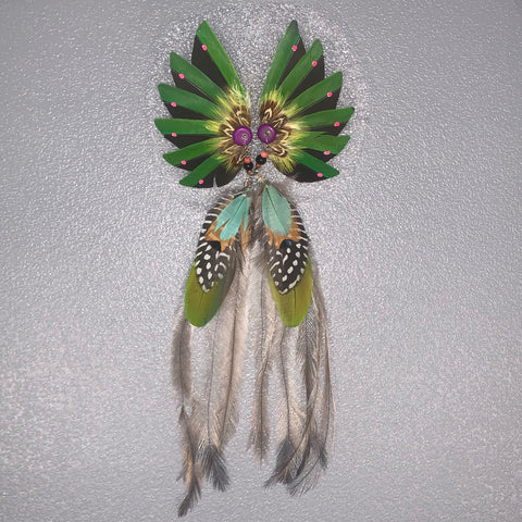 Feather wing Earrings 108