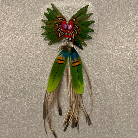 Feather wing Earrings 130