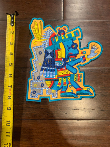 Patch - Tlaloc 8 inches