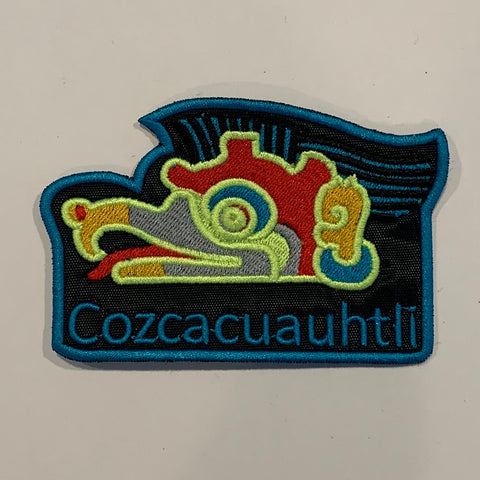 Patch -Cozcacauhutli 3 inches