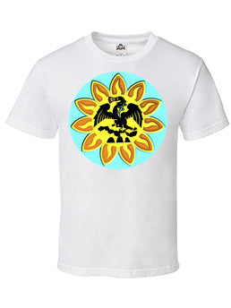 T-Shirt - Mexica Flag
