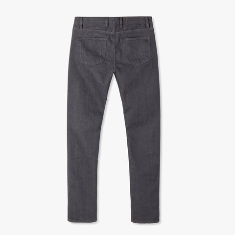 Double Eleven Slim Grey Jean Made in USA