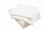 BLESS LINEN Deluxe 100% Linen Sheets Set, Queen Size, Made in Europe (Includes Flat Sheet, Fitted Sheet and 2 Pillowcases), Off-White