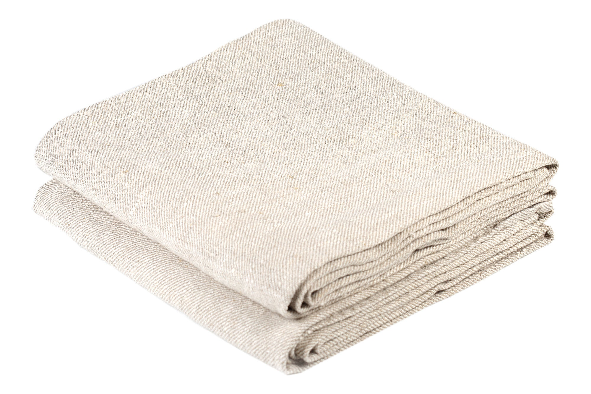 Pure Linen Hand Kitchen Towel Set Huckaback BLESS LINEN