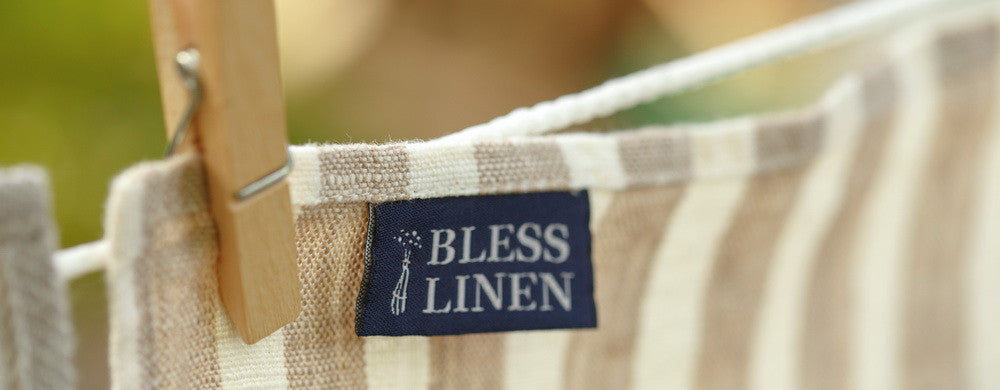 BLESS LINEN 100% Linen Towels - BLESS LINEN
