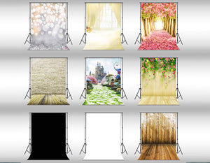 Types of photography backdrops
