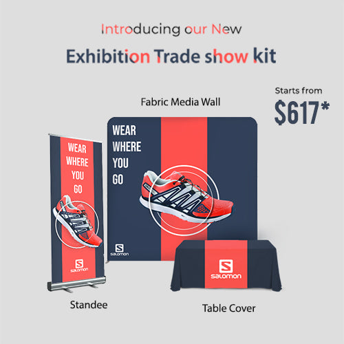 Exhibition Trade show kits