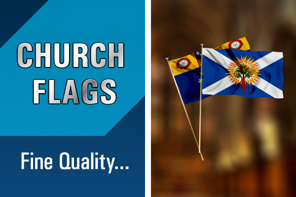 Print Your Country Flag on our TrueKolor Wrinkle Free Fabric
