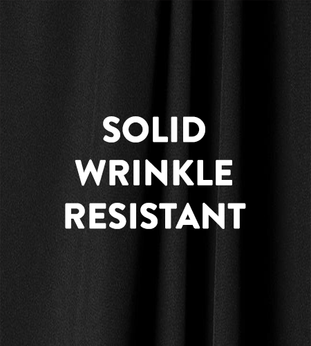 Solid Wrinkle Resistant Backdrops