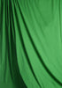 Chroma Green Solid Muslin Backdrop