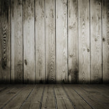 Old Wooden Interior Backdrop