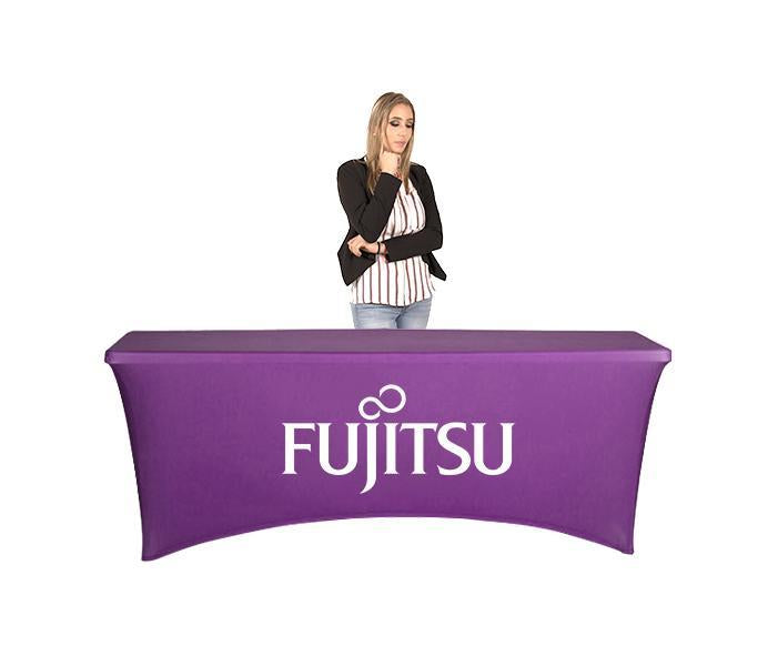 Church Welcome Design Stretched Table Covers