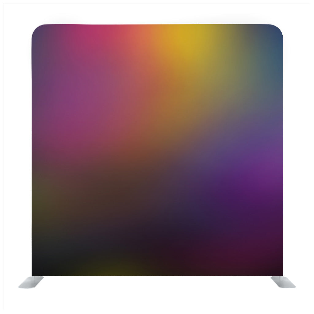 Abstract Background Light Media Wall