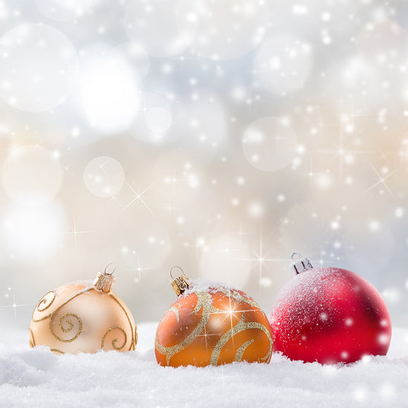 Abstract Christmas Photography Background