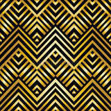 Abstract Geometric Pattern Indelible Print Fabric Backdrop
