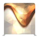Abstract background with low poly design backdrop