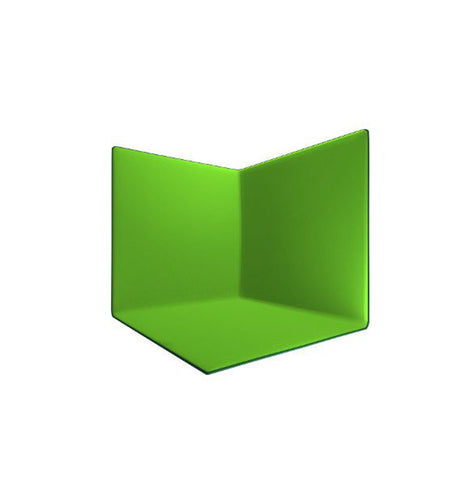 Chroma Green Photo Booth  ( Covers 2 Walls)