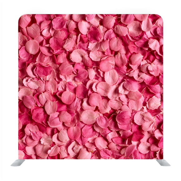 Background Of Rose Petals Media Wall