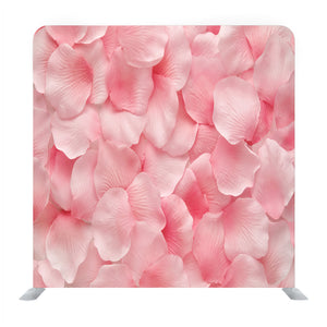 Background Texture Of Beautiful Delicate Pink Rose Petals In A Random Pile Media Wall