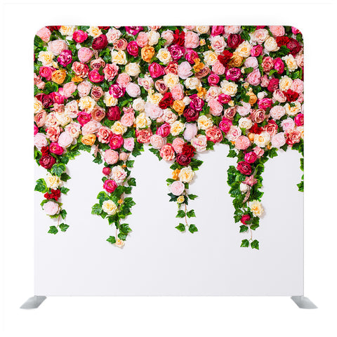 Beautiful Flowers Background Media Wall