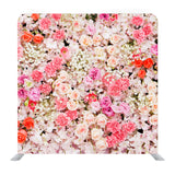Beautiful Colorful Flowers Background Media Wall