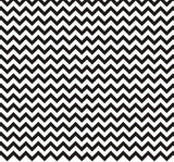 Black and White Chevron Print Photography Backdrop