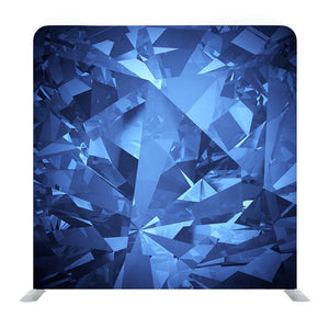 Blue 3D DiamondMedia Wall