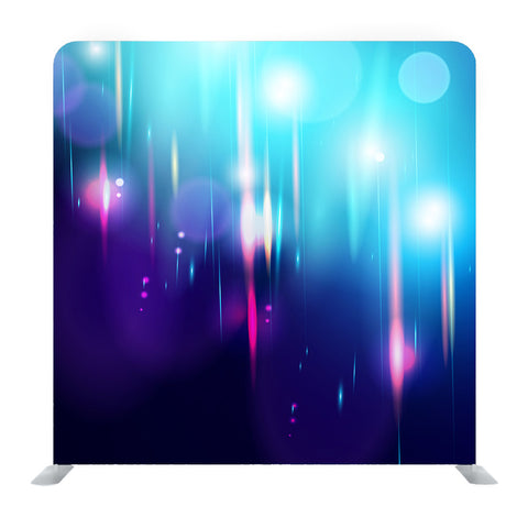 Colorful Bokeh Background Media Wall