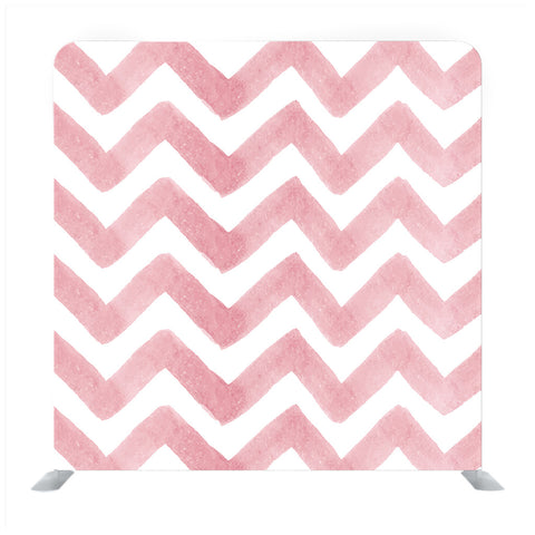 Colorful zigzag striped pattern Backdrop
