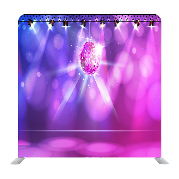 Disco Ball Abstract Background Media Wall