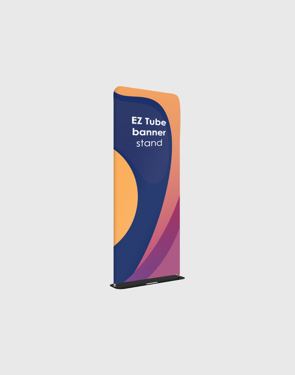 EZ  Banner Stands for Trade Show Displays