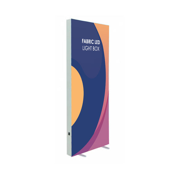Frameless LED SEG Fabric Light Box