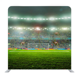 Football or soccer backgrounds Media wall