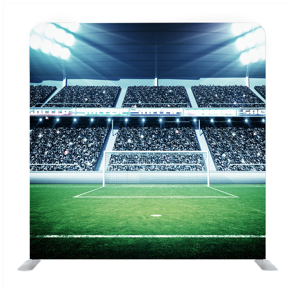 Football Stadium Background Media Wall