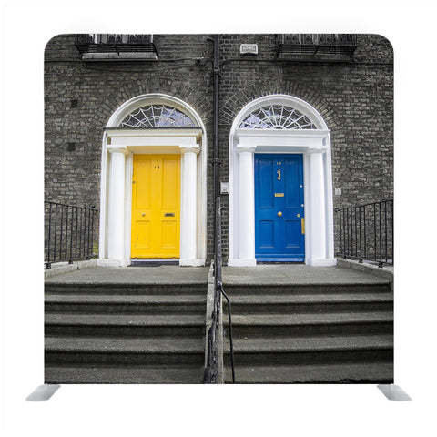Georgian Doors Dublin Backdrop